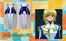 20% off Mobile Suit Gundam SEED Cagalli Yula Athha Cosplay Costume—Female's Suit