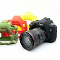 Silicone Soft Camera Case Cover Protector Armor Bumper Bag For Camera Canon 6D
