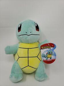 "Pokemon Squirtle Plush 8"" Turtle Stuffed Animal Pokémon collection"