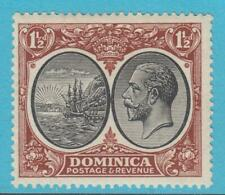 DOMINICA 69 MINT HINGED OG *  NO FAULTS  VERY FINE !