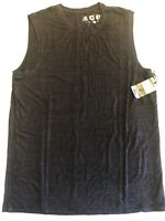 Brandblack New Knit Sleeveless Tank Men's Size XL Navy