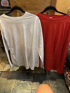 Mens Long Sleeve Tee Shirt Bundle