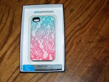 NEW UNCOMMON CAPSULE Phone CASE MINT LACE FOR APPLE iPHONE 4/4S