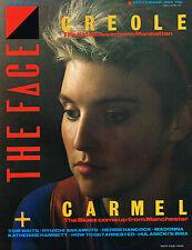 THE FACE 41 September 1983 CARMEL McCOURT Tom Waits MADONNA Ryuichi Sakamoto N/M