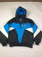 Carolina Panthers Size XXL NFL Winter Jacket Vintage Pro Player Coat BEAUTIFUL!!