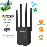Comfast AC1200 WIFI Repeater 2.4G 5G 1200mbps Router & Wireless Range Extender