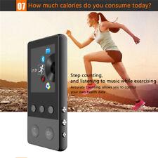 "1.8"" Bluetooth HiFi MP3/MP4 Music Player LCD Screen Recording Pedometer Sports"