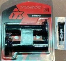 "Tusk MX Grips + Glue - Dirt Bike Grip for 7/8"" Bars - motorcycle - Suzuki  TG1"