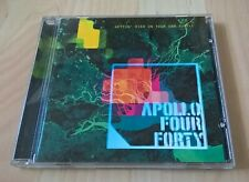 APOLLO FOUR FORTY - GETTIN' HIGH ON YOUR OWN SUPPLY - CD (EX. cond.)