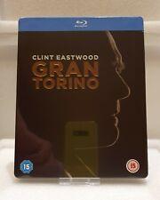 Gran Torino (Blu-ray SteelBook) (Zavvi Exclusive) [UK] - Import audio ITA