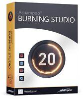 Ashampoo Burning Studio 20 - Brennen sichern & konvertieren - Download Version