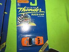 Days of thunder Matchbox 1990 hardees 18 Car 1/64  russ wheelers chevy lumina
