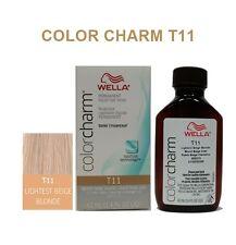 T11 WELLA COLOR CHARM PERMANENT LIQUID HAIR TONER 1.4OZ