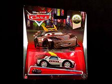 Disney Pixar Cars Kabuto Mattel Die-cast 2015, Japanese Samurai Racer Tuner Car