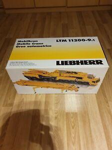 LIEBHERR LTM11200-9.1 Mobilkran Eisele 1:50