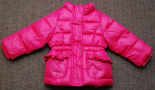 Circo Puffy Winter Coat - Size 12M - infant, pink, insulated, jacket, baby girls