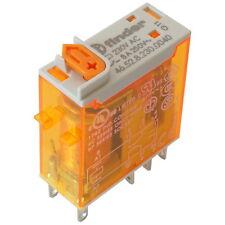 Finder 46.52.8.230.0040 Industrie-Relais 230V AC 2xUM 8A 250V AC Relay 855786
