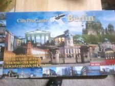 CITY PRO GAME BERLIN  BOARD GAME .