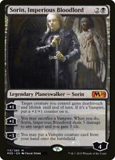 1 x NM Sorin, Imperious Bloodlord - M20 Prerelease - Foil ~ Magic Promos ~ MTG M