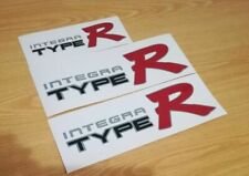 Honda Integra DC2 Type R - Replacement Decal / Stickers