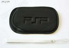 PSP Neoprene Soft Pouch Case & Free Wrist Strap Lanyard - UK Dispatch