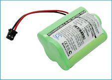 4.8V battery for Bearcat BC230XLT, BC245XLT, BC235XLT, BC120XLT, BC220XLT Ni-MH
