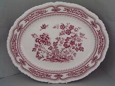 Ironstone Masons Pottery Platters 1960-1979 Date Range