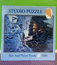Sealed! New! Bits and Pieces Guardians of the Wilderness Puzzle 1000pcs
