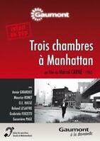 Trois chambres a Manhattan// DVD NEUF