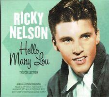 CD - RICKY NELSON - Hello Mary Lou