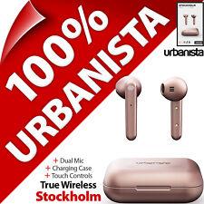 Urbanista Stockholm True Wireless Bluetooth Earbud Headphones + Charging Case