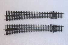 N Gauge Peco Large Left Points x 2 --- SL389