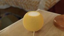 Apple HomePod mini Smart Lautsprecher - gelb / yellow EU Edition new Speaker