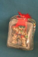 vintage 1992 troll ninja doll toy by Sky Kids very rare in plastic new 1990's