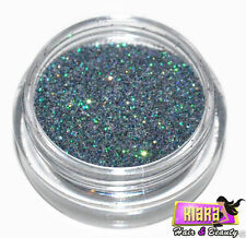 Black Laser Eye Shadow Glitter Sparkling Dust Body Face Nail Party Make-Up