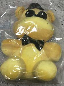 Golden Freddy Plush Sanshee Five Nights at Freddys in Original Sealed Bag sealed
