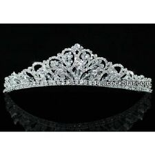 Butterfly Bridal Swarovski Crystal Tiara, Prom, Quinceanera, Pageant, Sweet 16