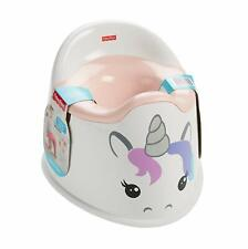 Fisher Price Unicorn Potty Training Aid Easy to Clean **BRAND NEW**