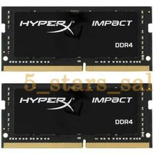 Hyperx notebook memory 4GB 8GB 16GB ddr4 2133 2400 2666 3200 mhz sodimm 260pin