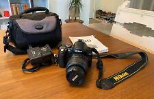 Nikon D40 6.1 MP Digital SLR Camera Kit w/ AF-S DX 18-55mm Lens