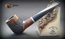 HAND MADE WOODEN TOBACCO SMOKING PIPE BRUYERE no. 70 Rustic Briar   + Box