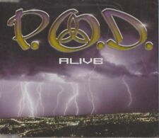 C.D.MUSIC E972  P.O.D.  ALIVE  3 TRACK SINGLE   CD