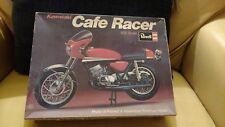 RARE Vtg 1975 REVELL Kawasaki Cafe Racer 1/12 Scale Plastic Model Motorcycle