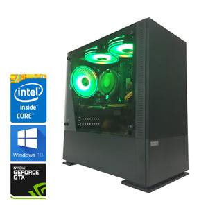 Gaming PC Intel Core i7 3.4GHz/GTX 960 4GB DDR5/SSD/16GB RAM/1TB HDD/WiFi/RGB/BT