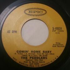 The Peddlers Comin' home baby Modern Soul 45rpm record 7