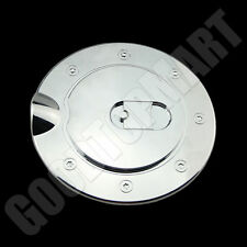 Chrome Gas Tank Door Cover For Ford F-150 F150 & F-250 F250 Light Duty 1997-2003