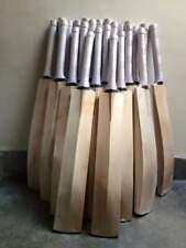 Custom Made English Willow Cricket Bat Grade 1 Big Edges 40-45 Mm Sweet Spot