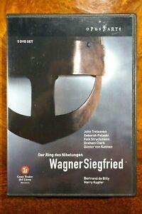 Wagner Siegfried - Der Ring Des Nibelungen, Kupfer  - DVD, As New