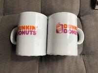 Dunkin' Donuts Coffee Mug Canada   Danesco Montreal   Vintage