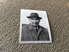 1960s MR G B BARLING,HORSE TRAINER AT NEWMARKET.